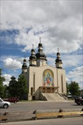 Image for Holy Trinity Ukrainian Orthodox Cathedral -- Winnipeg MB