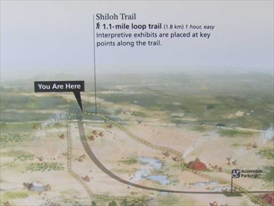 Shiloh Indian Mounds You Are Here  Shiloh TN  39You Are