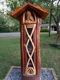 Image for Boîte à livres du parc des chutes Dorwin - Rawdon, Qc