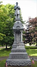Image for Civil War Monument. Hardwick, MA