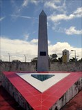 Image for 100th Anniversary of the Mexican Air Force Obelisk - San Miguel de Cozumel, Q. Roo, Mexico.