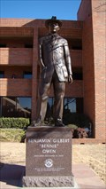 "Image for Benjamin Gilbert ""Bennie"" Owen - University of Oklahoma - Norman, OK"