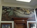 Image for Post Office Mural -  Linden, TX