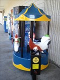 Image for Merry Go Round Ride - KMart - Hayward, CA