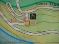 Image for Arbor Hills Nature Preserve Overlook - You Are Here - Plano, TX