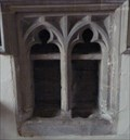 Image for Piscina - St Swithin's Church, High Street, Sandy, Beds.