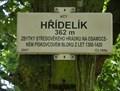 Image for Elevation Sign - Hridelik.362m