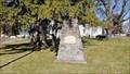 Image for Fort Missoula Dedication Monument - Fort Missoula, MT