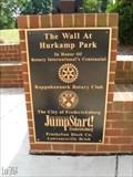 Image for The Wall At Hurkamp Park