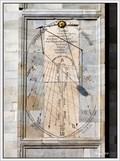 Image for Meridiana a Duomo di Como (Sundial at Cathedral Como), Como, Italy