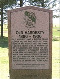 Image for Old Hardesty