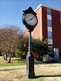 Image for Howard Payne University Clock - Brownwood, TX
