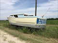 Image for Boat Storage Sign - Celina Texas