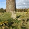 Image for O.S Triangulation Pillar - Mount Hill, Fife.