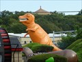 Image for Famous Orange Dinosaur - Saugus, MA