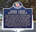 Image for Shoal Creek Baptist Church  - Arab, AL