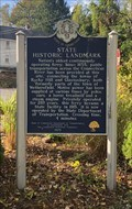 Image for State Historic Landmark - Rocky Hill, Connecticut