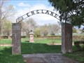 Image for English Peace Garden Entrance Arch