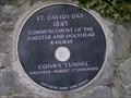 Image for Conwy Tunnel - Mount Pleasant, Conwy, Wales