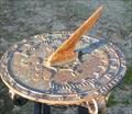 Image for Alvarado Square Sun Dial San Pablo, CA