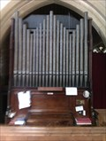 Image for Church Organ, St Leonard - Catworth, Cambridgeshire