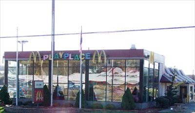 Mcdonald S 3592 Interstate 77 Exit 83 Dover Ohio Restaurants On Waymarking