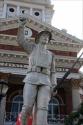 Image for The Spirit of the American Doughboy - Madison, GA