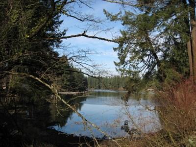 Lacamas Lake, Camas, Washington - Glacial Lake Missoula