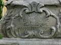 Image for 1745 - Stone cross - Nemcice nad Hanou, Czech Republic