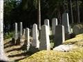 Image for židovský hrbitov / the Jewish cemetery, Markvarec,  Czech republic
