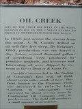 Image for Oil Creek - Fremont County, CO