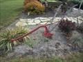 Image for Single row plow - Crossville, TN