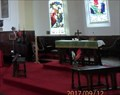 Image for FIRST Free-standing altar in the Isle of Man - Kirk Michael, Isle of Man