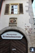 Image for Mittelalterliches Kriminalmuseum / Medieval Crime and Justice Museum - Rothenburg ob ter Tauber, Bavaria, Germany