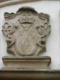 Image for Erb kardinála Františka Serafínského z Ditrichštejna - Vyškov, Czech Republic