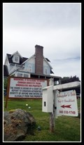 Image for Smuggler's Inn owner must put up sign, warning against entering Canada — Surrey, BC