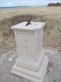 Image for Ft Union Sundial - Watrous, NM