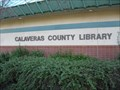 Image for Calaveras County Library - San Andreas, CA