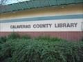 Image for Calaveras County Library - San Andreas, CA