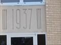 Image for 1937 - Webster Jr. High School - El Reno, OK