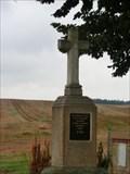Image for Christian Cross - Krupá, Czech Republic