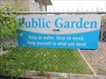 Image for Public Garden - Ashcroft, British Columbia