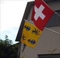 Image for Municipal Flag - Magliaso, TI, Switzerland
