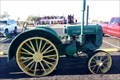 Image for John Deere Model D Tractor - Gila Bend, Arizona