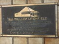 Image for Sgt. William Litchfield, Port Macquarie, NSW