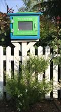Image for Santa Cruz Avenue Little Free Library - Menlo Park, CA