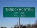 Image for Throckmorton, TX - Population 828