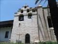 Image for Bell Tower at Mission San Gabriel  -  San Gabriel, CA