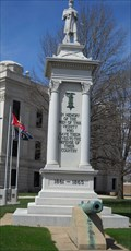 Image for Soldiers Monument - Dennison, Ia.