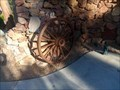Image for Wagon Wheels - Daughters of the Pioneers Monument, Mesa, AZ
